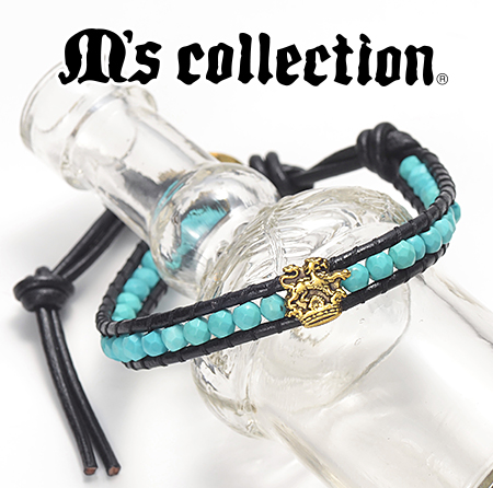 Ms collection ブレスレット